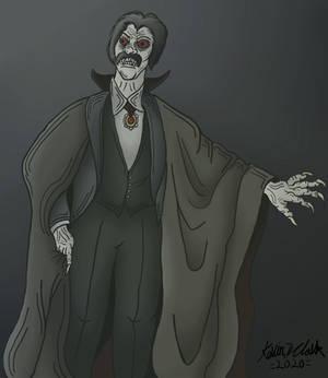 Dracula - Monsterworld (version. 2)