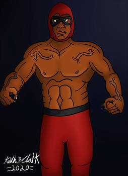 The Crimson Executioner - Monsterworld (version.2)