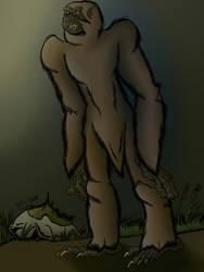 Wood Booger - Monsterworld