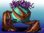 Poisosea - Original Kaiju by KingKevzilla