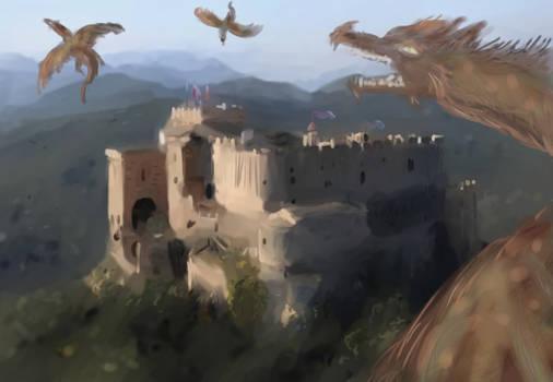 Beleaguered Castle