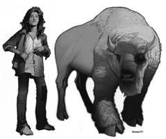 Changing Breeds - Buffalo
