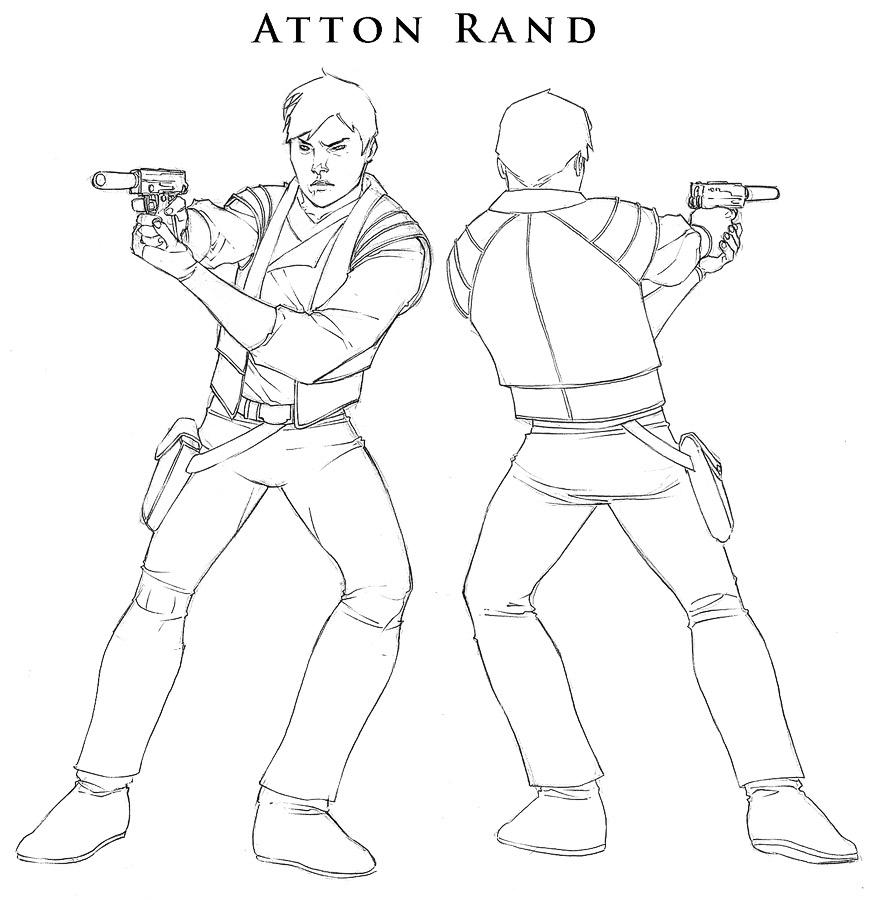 Atton Rand Mini By ChristopherStevens On