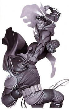 Dark Knight Returns- Marker