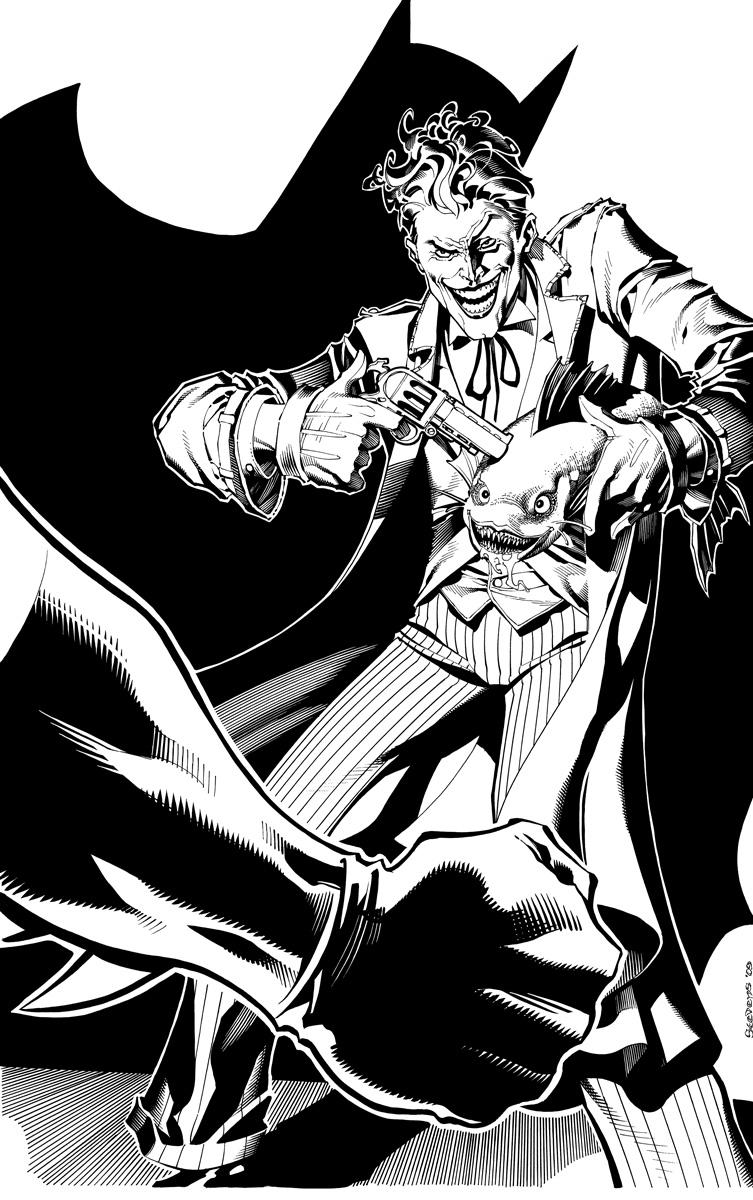 The Joker's Gamble