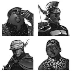 Exalted- South Portraits