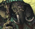 MtG Online- Loxodon Hierarch