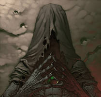 MtG Online- Hell's Caretaker by ChristopherStevens
