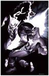 Captain America VS Iron Fist