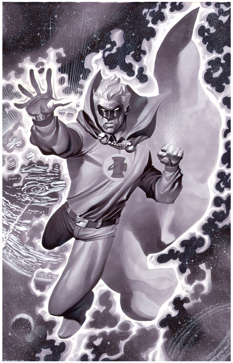 Green Lantern Alan- Marker
