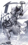 Fantasy Wonder Woman