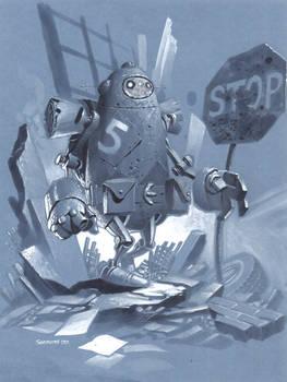 Bot concept design
