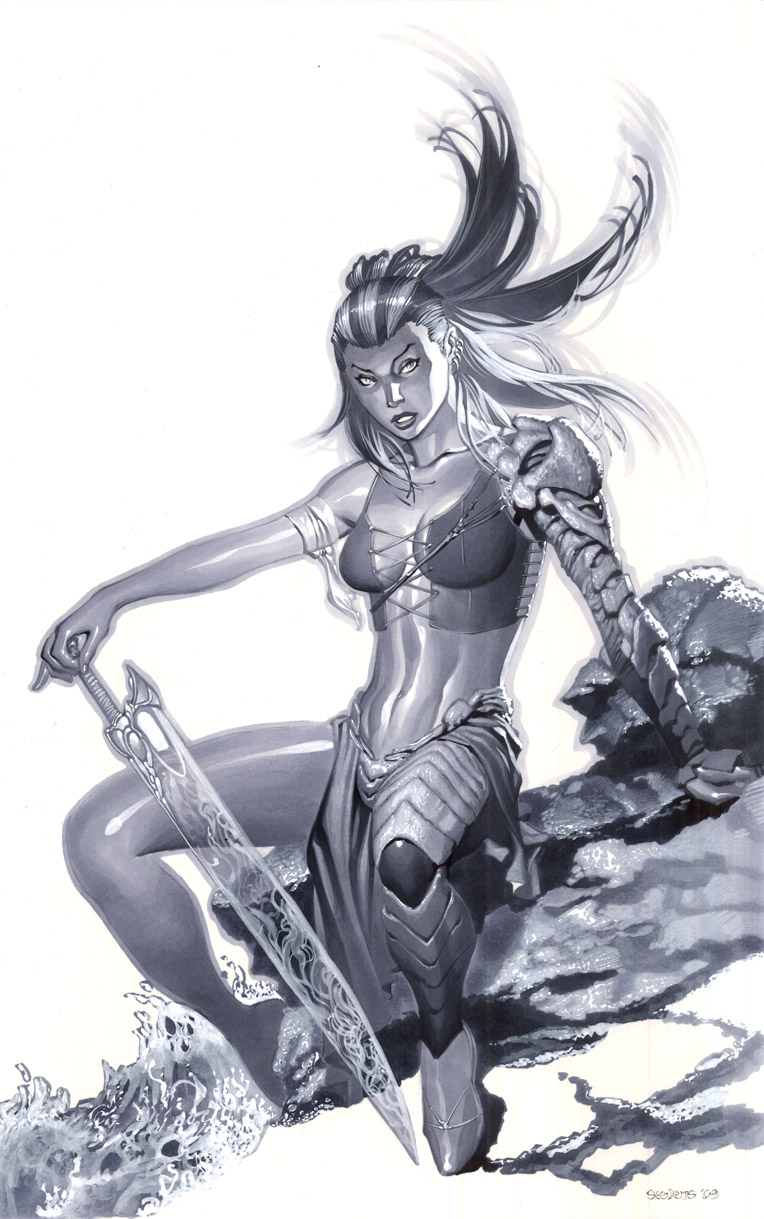 Kiani by ChristopherStevens