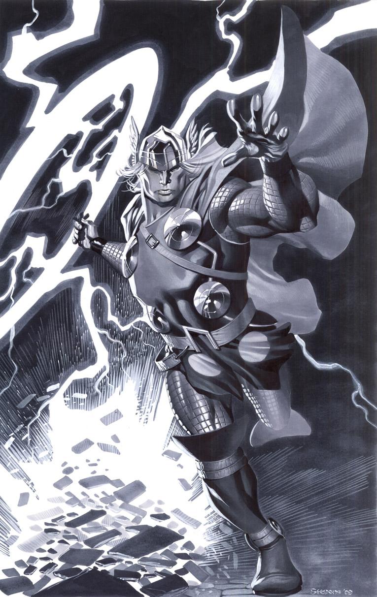 Part 14 / 9 Modern_Thor_by_chriss2d