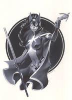 Huntress by ChristopherStevens