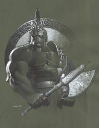 Planet Hulk bust