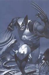 Wolverine strikes