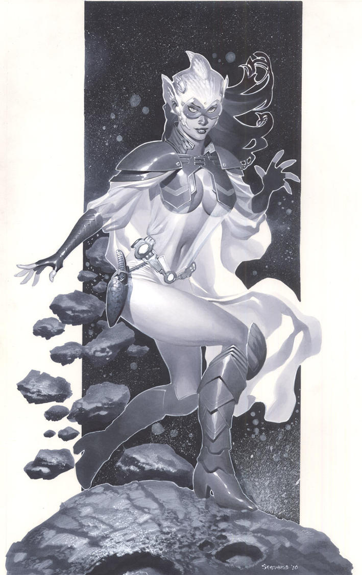 Jonni Future by ChristopherStevens