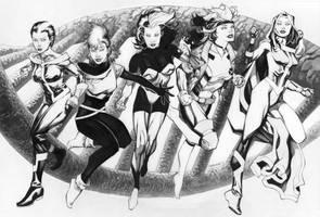 X Men Evolution Rogue by ChristopherStevens