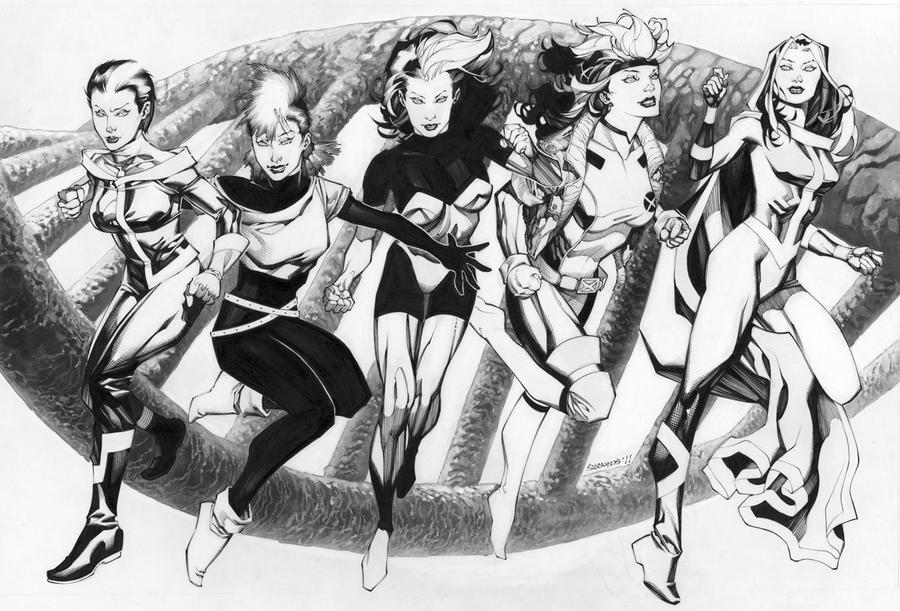 X Men Evolution Rogue