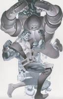 Colossus vs Juggs