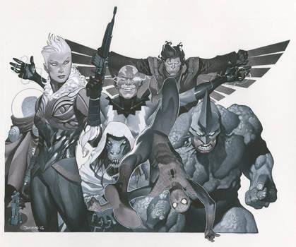 Spidey's villains