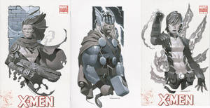 Sketch Covers 8 Thru 10