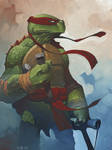Ninja Turtle by ChristopherStevens