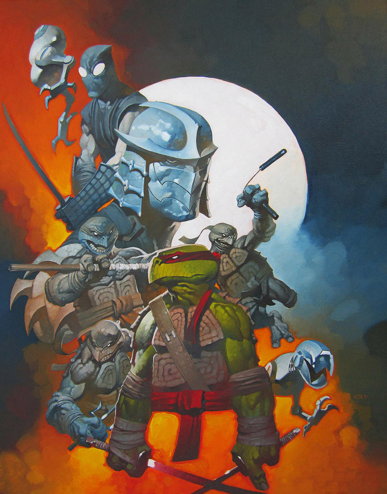 Tmnt by ChristopherStevens