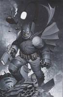 Dark Knight Returns by ChristopherStevens