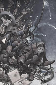 Deadpools Iron Throne