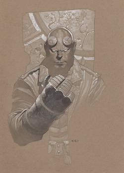 Hellboy tonal