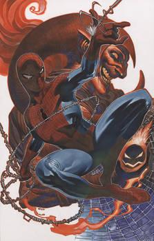 Spider Man Color
