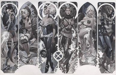 X Women