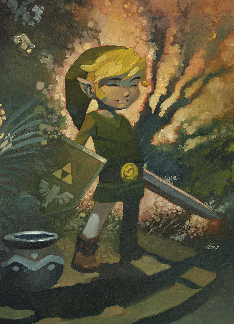 Link by ChristopherStevens
