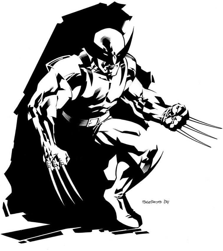 Wolverine by ChristopherStevens