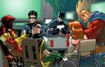 Batman Card Game
