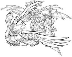Exalted 1st Ed- Gossamer Wings by ChristopherStevens