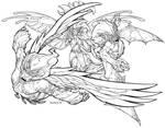 Exalted 1st Ed- Gossamer Wings