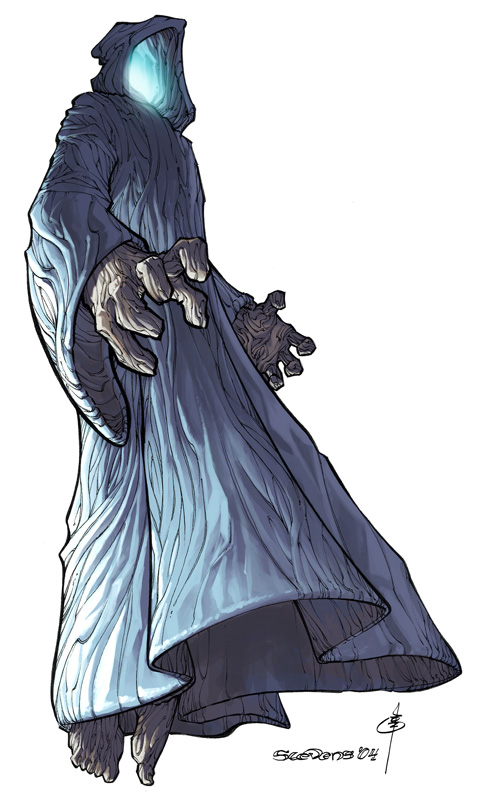 the creature of nightmare Nightmare creatures have an unnatural link to the most terrifying parts of the dimension of dreams, allowing them to turn others' dreams into nightmares and sow fear even in the waking.