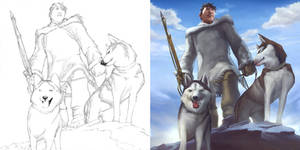 Inuit - Moon Spirit