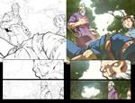 Street Fighter II-5 Backup pg1