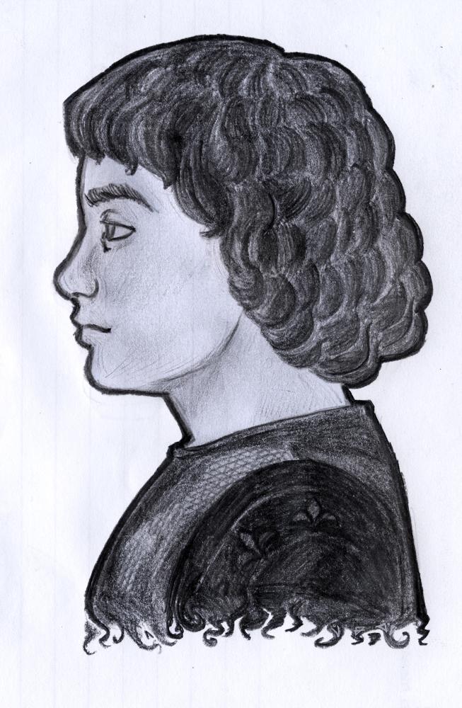 Brunetto Farineschi by Gurdim
