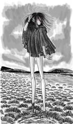 Wetlands Child by Gurdim