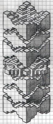 Geometric Castle