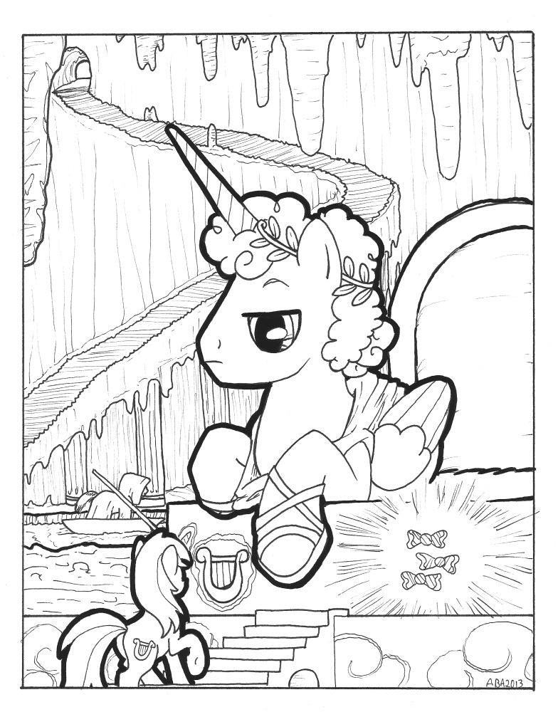 Lyra In The Underworld by ABronyAccount