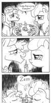 When Pinkie Foalsits