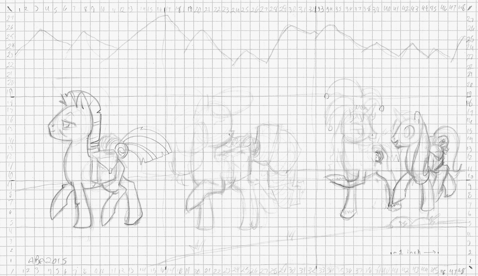 To the Edge of the Map [SKETCHWIP] by ABronyAccount
