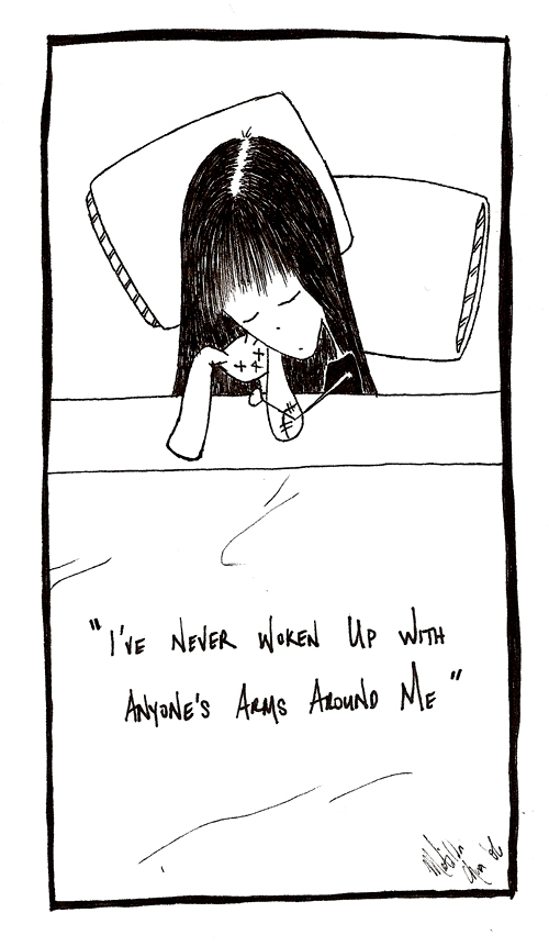 wake up by Scribbles-Dementia