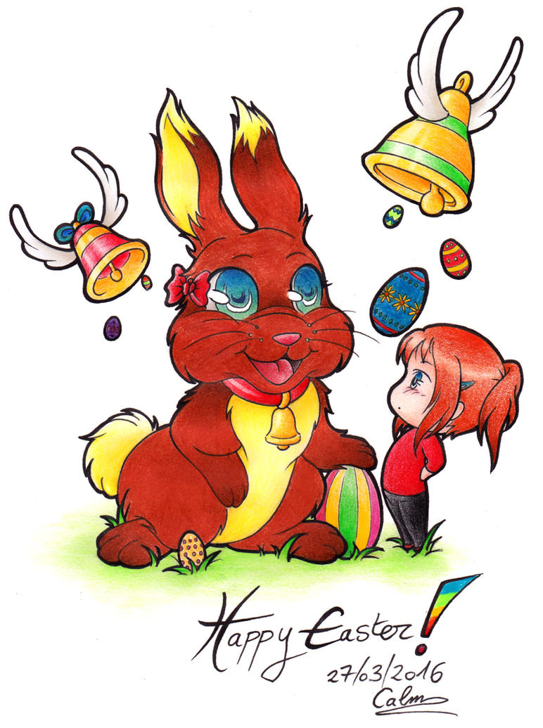 Happy Easter ! by myngorad